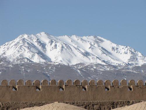 قله کوه شاه - کرمان